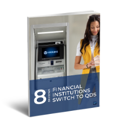 8 reasons FIs switch to QDS