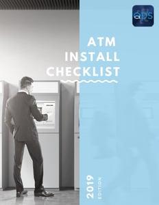 QDS ATM Install Checklist 2019