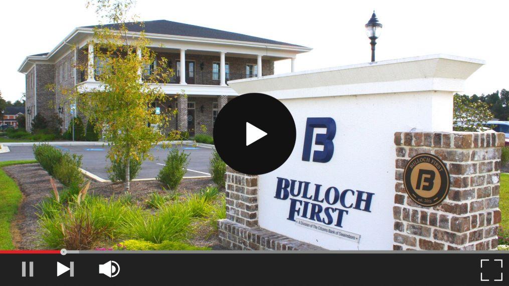Bulloch First video