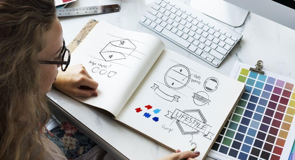 Creating brand identity