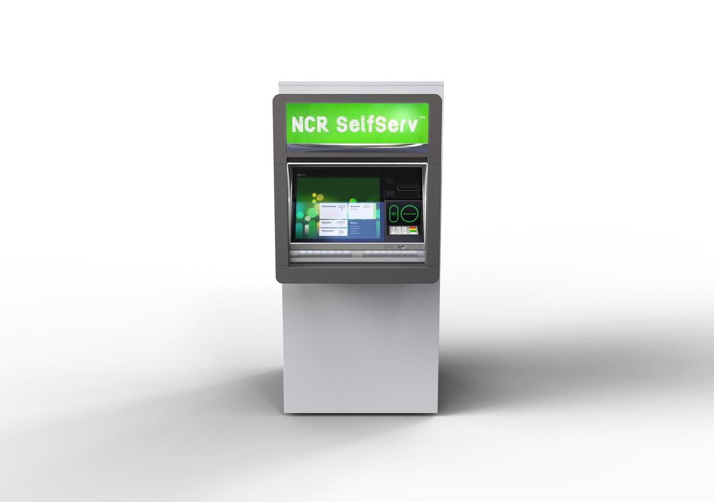 NCR SelfServ 84 Walk-up