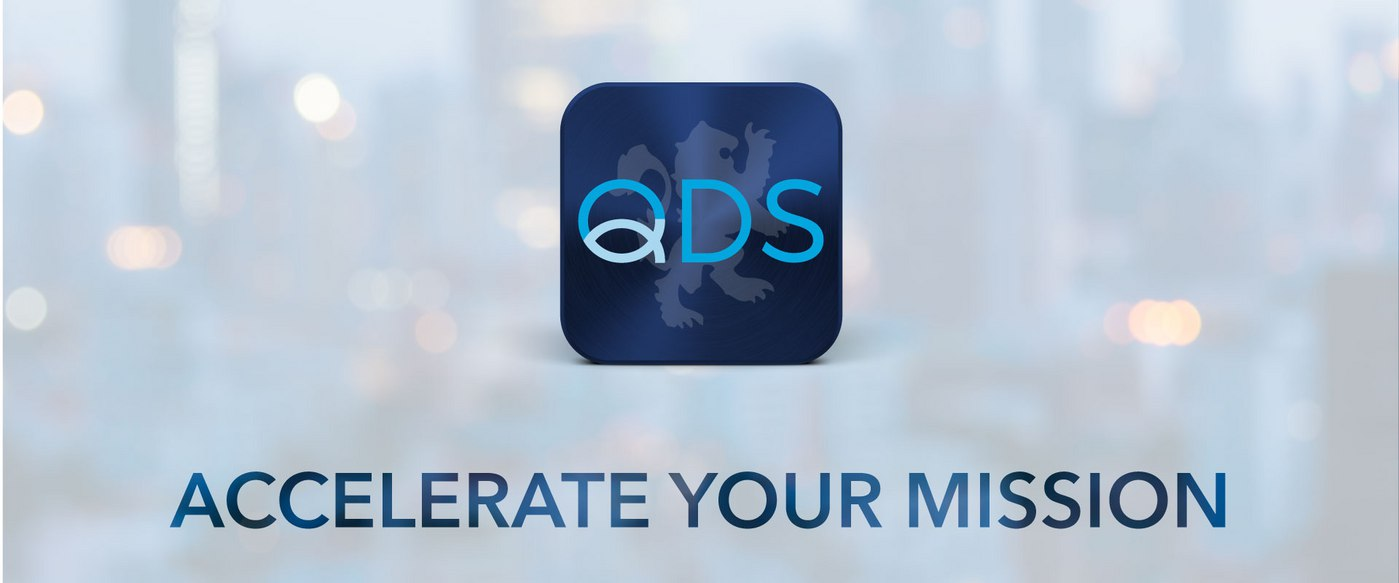 Accelerate your mission with QDS
